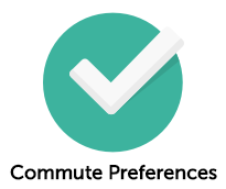 commute with RIDESHARE