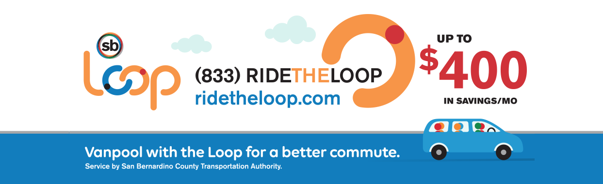 ride the loop